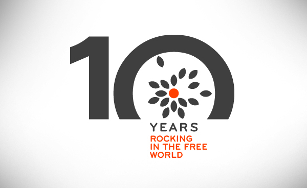 10 years rocking in the free world