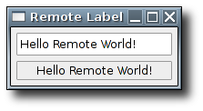 Hello Remote World