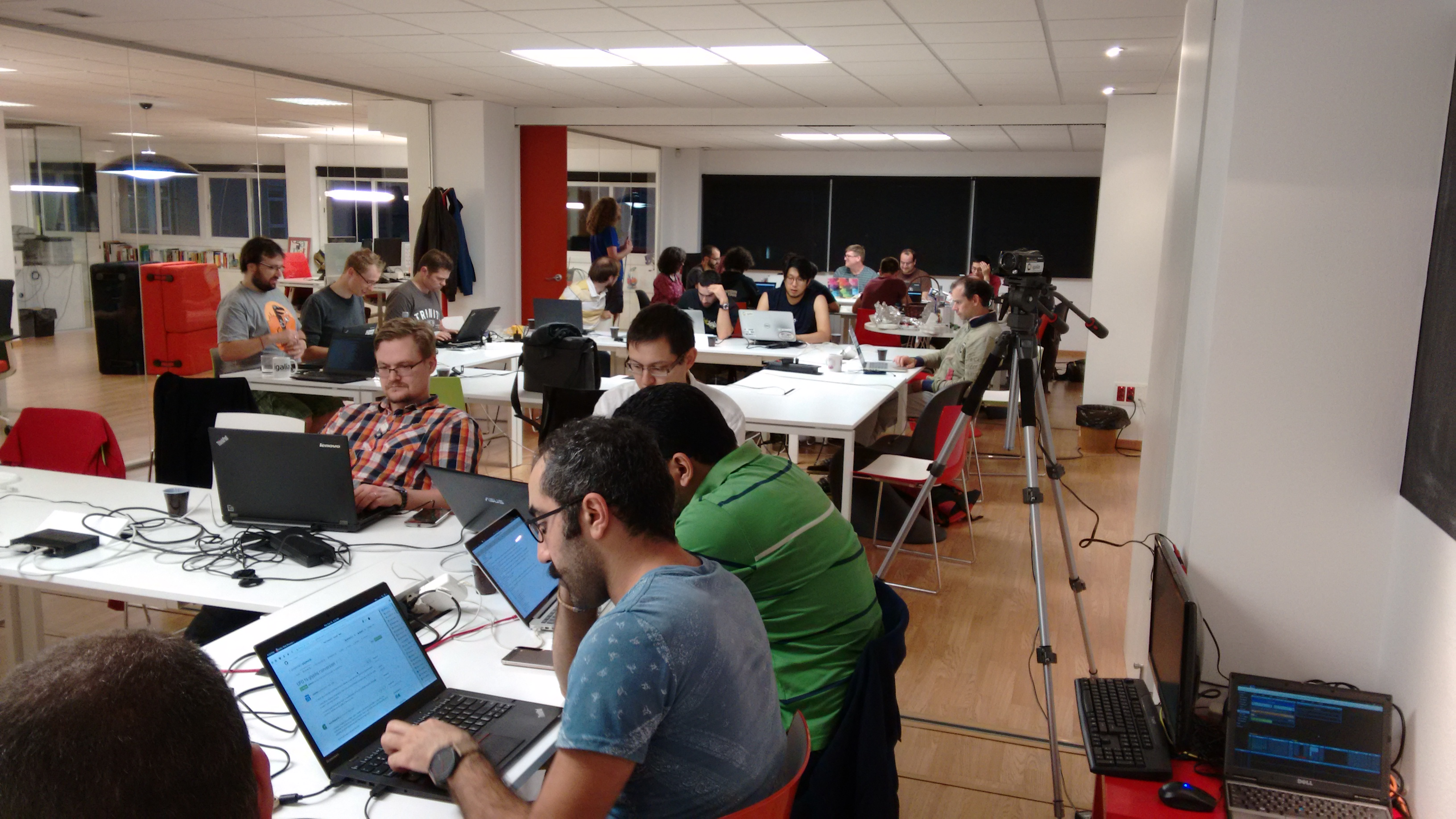 Web Engines Hackfest 2016 – make everything intensely