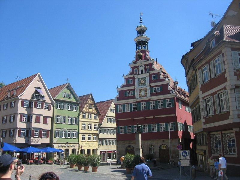 Guadec 2005 - Esslingen