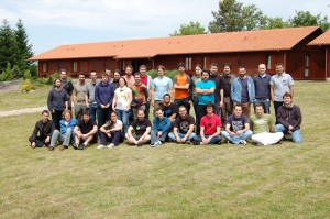 Igalia Summit Spring/Summer 2011 group photo by Quiue