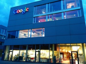 Zurich Google Office
