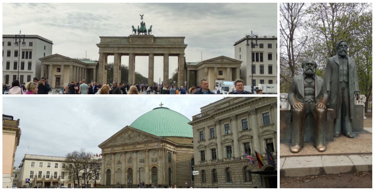 Some pictures of Berlin