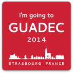 I'm going to GUADEC 2014